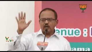 Sh. Ajit Kumar Doval speech on Threats to India's National Identity and Security (25 June, 2013)