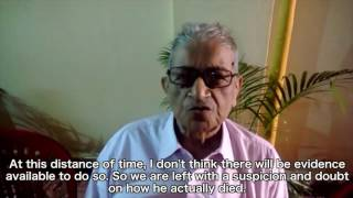 An Exclusive Interview with the Family of Dr. Syama Prasad Mookerjee