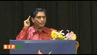 Shri Aravindan Neelakandan's speech at National Writer's meet in New Delhi  31 07 2016