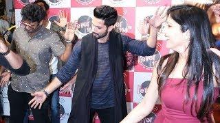 Shahid Kapoor LIVE Dance At Fever 104 | Padmavati | Rawal Ratan Singh