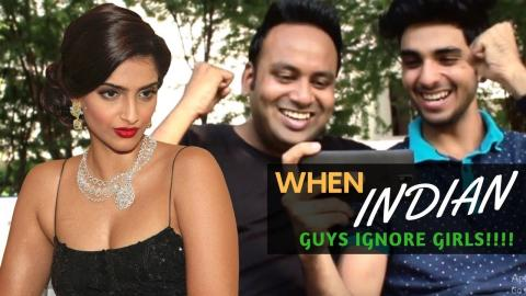 When Indian Boys Ignore Girls Ft Vipinn Peter | Vines 2017