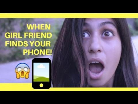Bro Code | When Your Girl Friend Finds Your Phone | Men Will Be Men