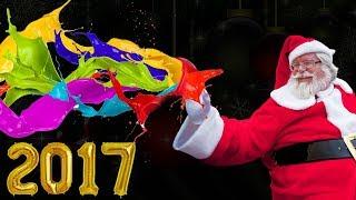 Talking Santa & Colors | Learn Colors by Santa | Color tutorial for kids | StoryAtoZ.com English