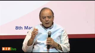 """A Conversation with Shri Arun Jaitley on """"Towards a New Polity : Campaign Finance Reform in India"""""""