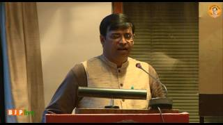 Discussion on 'Must Bengal Waste?' by Sh. Surajit Dasgupta at IIC on 16 03 2017