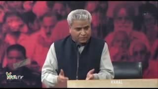 Shri Ramlal's speech during 'Beti Bachao, Beti Padhao' program at BJP HQ, New Delhi  18 12 2015