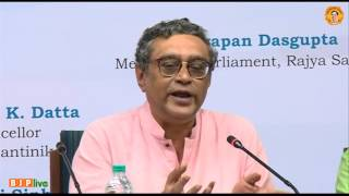 Dr. Swapan Dasgupta Speech On the Occasion of Dr. Syama Prasad Mookerjee's 116 Birth Anniversary