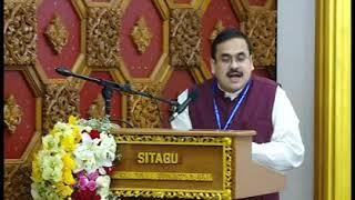 Dr. Anirban Ganguly speech at Samvad II, Yangon, Myanmar