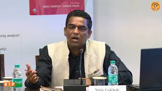 "Shri Nitin Gokhale's speech on Book ""Securing India – the Modi Way"""