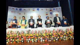 FM Shri Arun Jaitley at the release of book India @70 and Modi @3 5 in New Delhi 28.09.2017