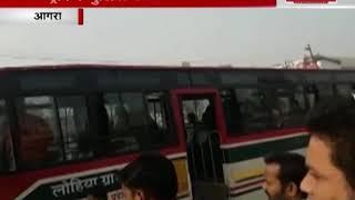 BJP सांसद रामशंकर कठेरिया ने ट्रैफिक सिपाही पर उठाया हाथ, वायरल हुआ वीडियो