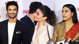 Lokmat Maharastra's Most Stylish Awards   Kajol, Sidharth Malhotra, Alia Bhatt, Karan Johar...