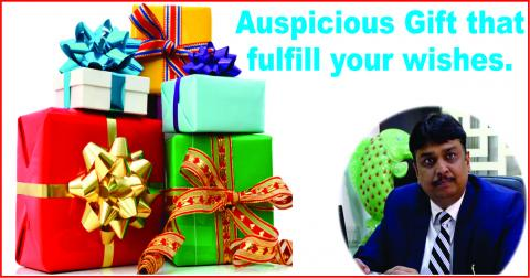 Auspicious Gift that fulfill your wishes.