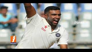 Team India Spinner Ravichandran Ashwin Near To World Record |   Fastest 300 Wickets in Tests | iNews