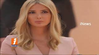 Ivanka Trump To Visit Hyderabad On Nov 29th | To Attend For GES 2017 | iNews