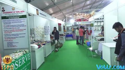 Tamil Nadu Pavilion - 37th India International Trade Fair 2017 #IITF2017 #startupindia #Standupindia