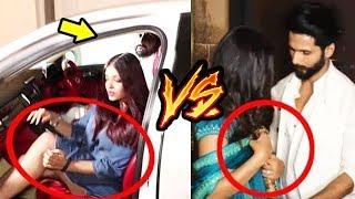 How Shahid Saved Mira And Abhishek Saved Aishwarya From OPPS MOMENT In Public