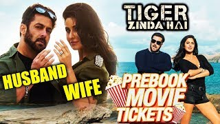 Salman-Katrina Playing Husband And Wife In Tiger Zinda Hai, Tiger Zinda Hai ADVANCE BOOKING Begins