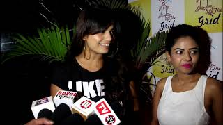 DJ Dolly's Attend Live Performance In Mumbai With Interview |  HD Video