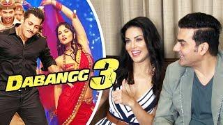 Sunny Leone In Salman Khan's DABANGG 3 - Sunny Leone Item Song In Dabangg 3