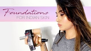 FOUNDATIONS FOR INDIAN SKIN (TONE)