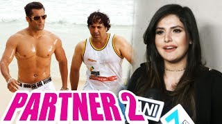 Zarine Khan In Salman Khan PARTNER 2 | Partner Sequel