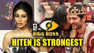 Mouni Roy Reaction On Bigg Boss 11 | Mouni Roy Supports Hiten Tejwani