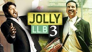 Akshay Kumar And Arshad Warsi Together In JOLLY LLB 3