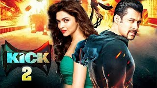 Salman Khan To ROMANCE Deepika Padukone In KICK 2
