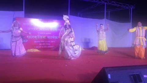 Cultural Programme - Uttar Pradesh Day at IITF 2017 - Part 1