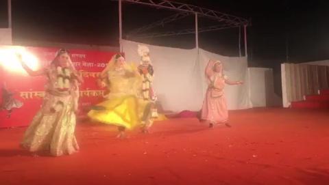 Cultural Programme - Uttar Pradesh Day at IITF 2017 - Part 2