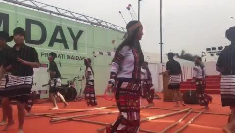 Hamsadhwani Theatre State day celebrations of Mizoram Day at  IITF 2017