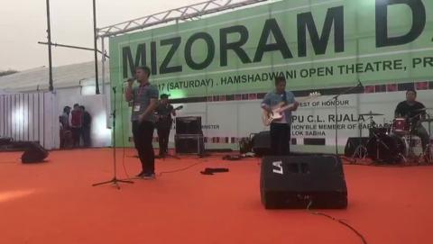 Mizoram Day Celebrations at IITF 2017 - Part 1