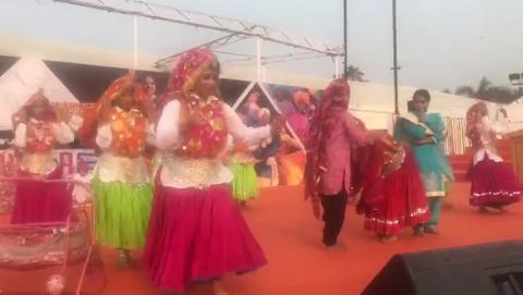 Haryana State Day 2017 Celebrations at IITF 2017