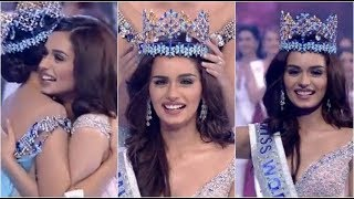 Miss World 2017 - Crowning Moment | INDIAN MEDICAL STUDENT MANUSHI CHHILLAR WINS MISS WORLD 2017