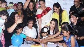 Aishwarya Rai Celebrates Her Late Father Krishnaraj Rai's Birthday | Aaradhya Bachchan