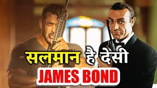 Ali Abbas DECLARES Salman Khan As DESI JAMES BOND
