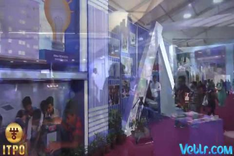 Kerala Startup Mission Pavilion - 37th India International Trade Fair 2017 #IITF2017 #startupindia #Standupindia