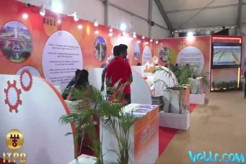 Chhattisgarh Pavilion - 37th India International Trade Fair 2017 #IITF2017 #startupindia #Standupindia