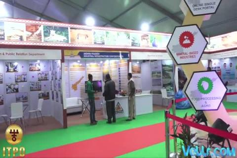 Andhra Pradesh Pavilion - 37th India International Trade Fair 2017 #IITF2017 #startupindia #Standupindia