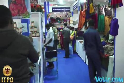 Karnataka Pavilion - 37th India International Trade Fair 2017 #IITF2017 #startupindia #Standupindia