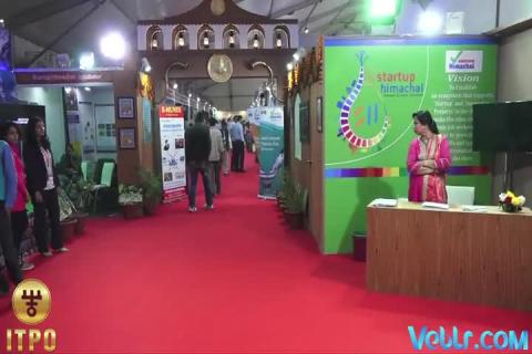 Himachal Pradesh Pavilion - 37th India International Trade Fair 2017 #IITF2017 #startupindia #Standupindia