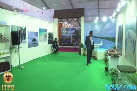 Lakshadweep Pavilion - 37th India International Trade Fair 2017 #IITF2017 #startupindia #Standupindia