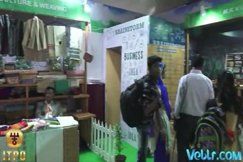 Meghalaya Pavilion - 37th India International Trade Fair 2017 #IITF2017 #startupindia #Standupindia