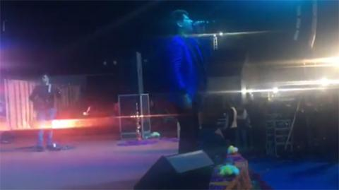 Jasbir Jassi Performing at Delhi Day Celebration Part 2 - 37th India International Trade Fair 2017