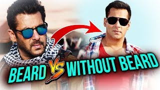 Salman's Tiger Zinda Hai LOOK Vs Race 3 LOOK - Which Is Dashing