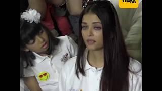 Aishwarya Rai gets angry on media