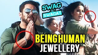 Being Human Jewellery USED In Salman's Swag Se Swagat Song | Tiger Zinda Hai