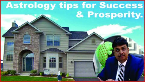 Astrology tips for Success & Prosperity.