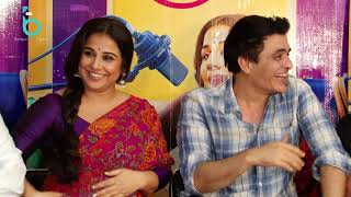 Uncut:Tumhari Sulu Success Interview - Vidya Balan, Manav Kaul & Team